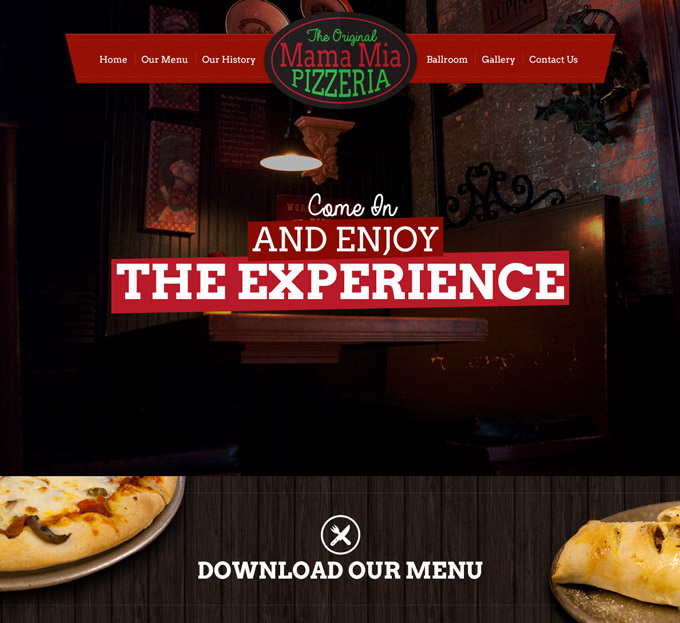Restaurant Websites McAllen